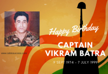 Happy Birthday Captain Vikram Batra