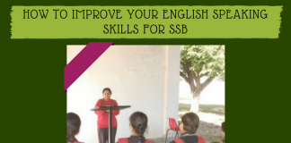 How to Learn English and Improve English Speaking Skills for SSB