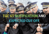 TGC 127 Notification Expected cutoff