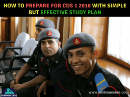 How to Prepare For CDS 1 2018 with Simple But Effective Study Plan