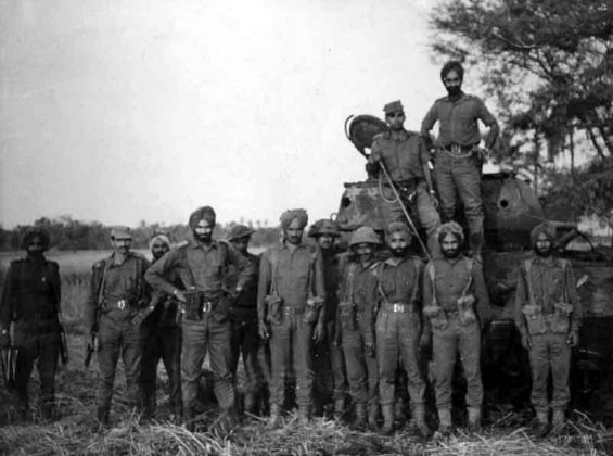 India-Captured-Pakistani-Tank-in-1971-Longewala-Battle