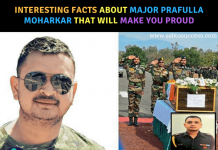 Major Prafulla Moharkar