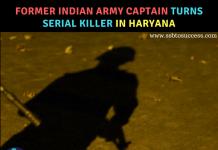 Former Indian Army Captain Naresh Dhankhad Turns Serial Killer in Haryana