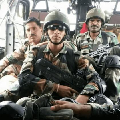 Captain Pawan Kumar, 10 PARA