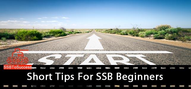 Short Tips For SSB Beginners