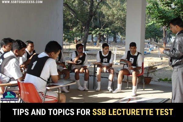 golden tips fo Lecturette