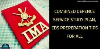 CDS Preparation Tips