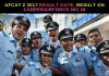 AFCAT 2 2017 Result Date, Result on Careerairforce.nic.in