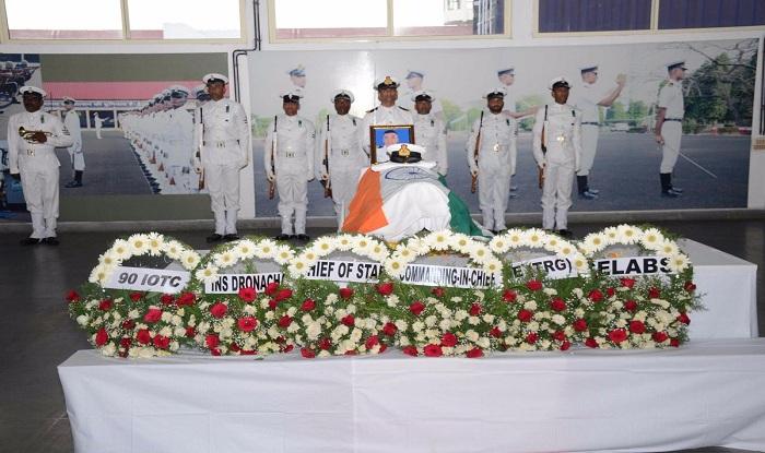 Sub lieutenant Atul Kumar Pawar