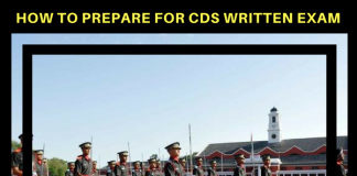 How to Prepare for CDS Written Exam