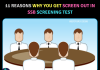 11 Reasons Why You Get Screen Out In SSB Screening Test