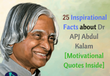 APJ Abdul Kalam Quotes Biography