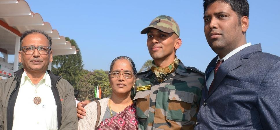 Lt. Chandrakant Acharya