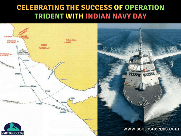 Celebrating the Success of Operation Trident with Indian Navy Day