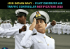 Join Indian Navy – Pilot Observer Air Traffic Controller Notification 2018