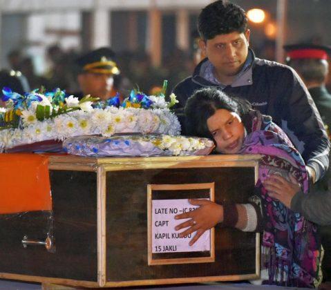 martyr captain kapil kundu