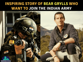 Bear Grylls Biography
