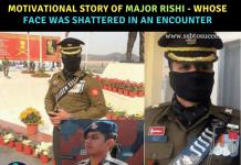 Major Rishi R
