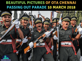 OTA Passing Out Parade Pictures