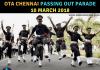OTA Passing Out Parade 10 March 2018 (OTA POP)
