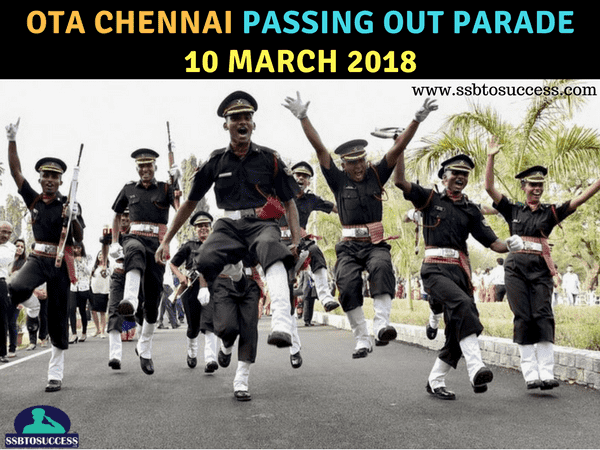 OTA Passing Out Parade 10 March 2018 (OTA POP)