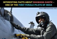 IAF Flying Officer Bhawana Kanth