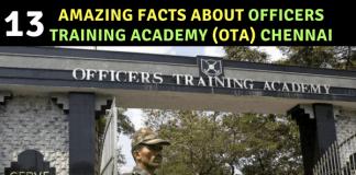 Officers Training Academy Chennai