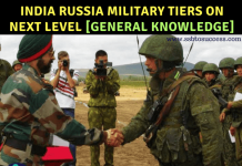 India Russia Military Tiers On Next Level