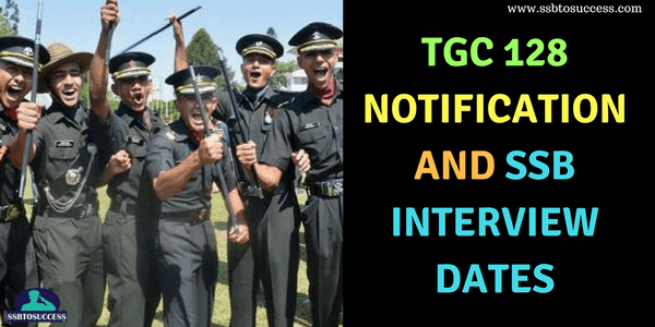 TGC 128 Notification