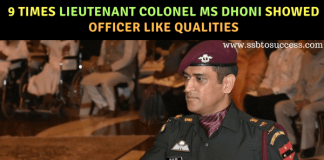 Lieutenant Colonel MS Dhoni
