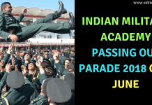 IMA Passing Out Parade 2018, IMA POP 2018