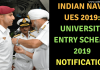 Indian Navy UES 2019