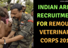 Remount Veterinary Corps
