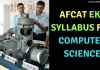 AFCAT EKT Syllabus for Computer Science