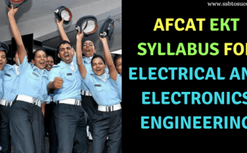 AFCAT EKT Syllabus For Electrical And Electronics Engineering