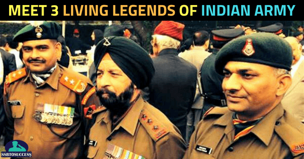Meet 3 Living Legends of Indian Army- Param Vir Chakra Awardees