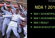 NDA 1 2019 Notification