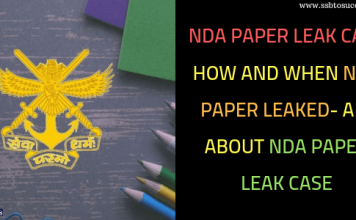 NDA Paper Leak Case