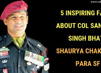 Col Sangram Singh Bhati