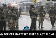 Major Chitresh Singh Bisht Martyred In IED Blast