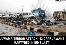 Pulwama Terror Attack: 42 CRPF Jawans Martyred