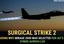 Surgical Strike 2 Mirage 2000