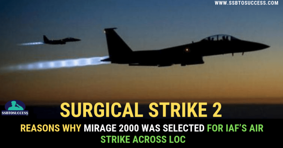 Surgical Strike 2 Mirage 2000
