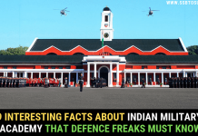 Indian Military Academy Dehradun Facts