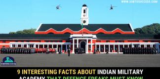 Indian Military Academy Dehradun Facts