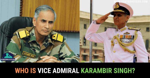Vice Admiral Karambir Singh – 24th Admiral of Indian Navy