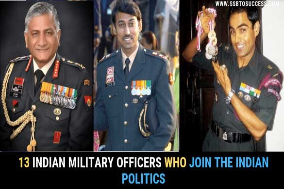 Indian-Military-Officers-Who-Join-the-Indian-Politics