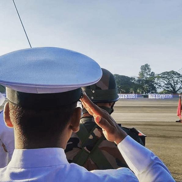 NDA Passing Out Parade 2019 Photo - Parade Preparation