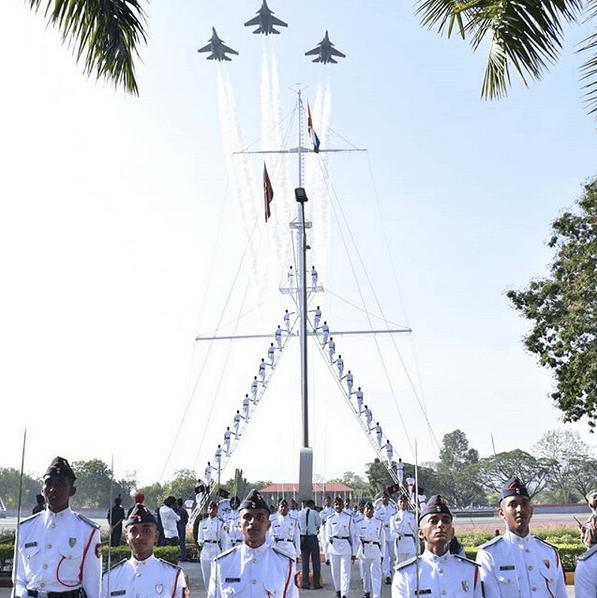 NDA Passing Out Parade 2019 Photo - Parade Ground