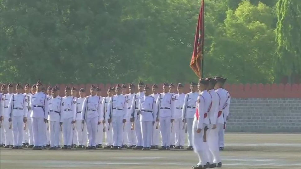 NDA Passing Out Parade 2019 Photo - Cadets During Parade